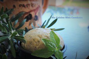 Pâte Brisée à l'Huile d'olive et Basilic