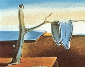 Dali. Musée de Montmartre. sculptures. (2ème partie). Montres molles, Alice, Elephant spatial....