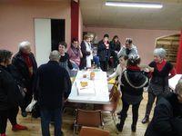 Galette des Rois des Ateliers de la Baraque - 6 Janvier 2015