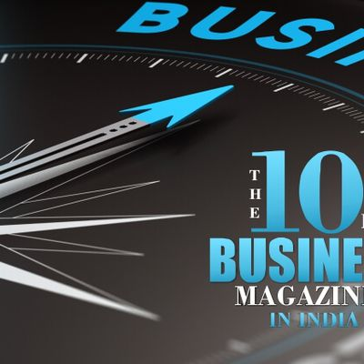 The 10 Best Business Magazines in India
