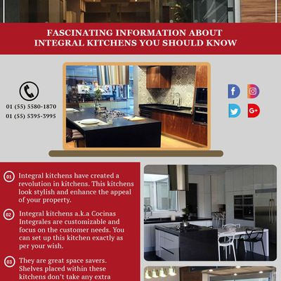 Fascinating information about Integral kitchens you should know