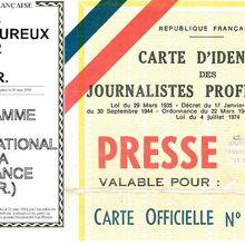 Liberté de la presse : les ordonnances anti-capital de 1944 et leur destin