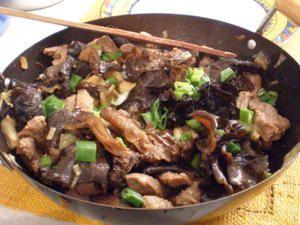 Une grosse envie de plat asiatique....