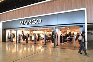 Mango investit l'aéroport d'Orly....