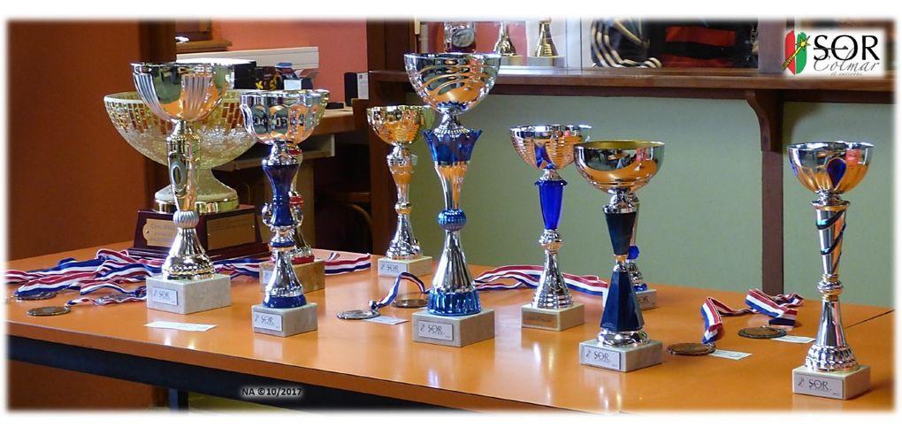 Concours de tir 2017 pour l'ASOR Colmar