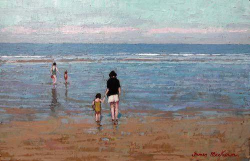 Peintre vivant en Normandie