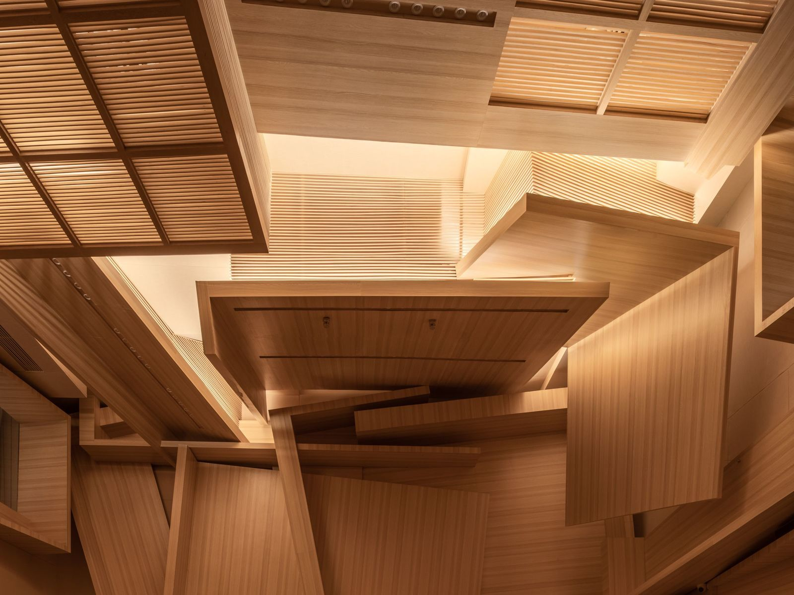 GUANGZHOU GRAND THEATER MEILAN SMALL SYMPHONY RECORDING STUDIO by DOMANI ARCHITECTURAL CONCEPTS