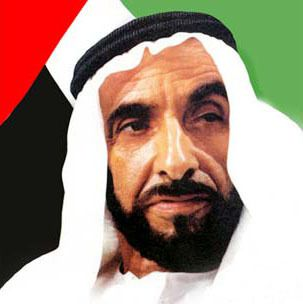 Sheikh Zayed bin Sultan Al-Nahyan.A man of Noble Values.
