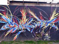 STREET ART à Saint Nazaire (FRANCE 🇫🇷)