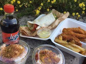 2021: Traiteur et street food (cuisine de rue) #faitmaison