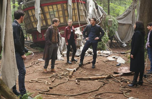 Critiques Séries : Once Upon a Time. Saison 6. Episode 1.