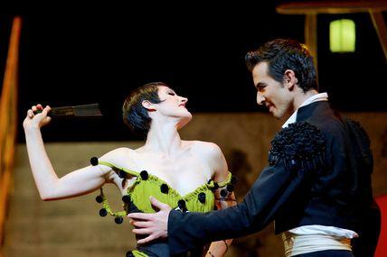 Carmen & L'Arlésienne - Bizet/Roland Petit