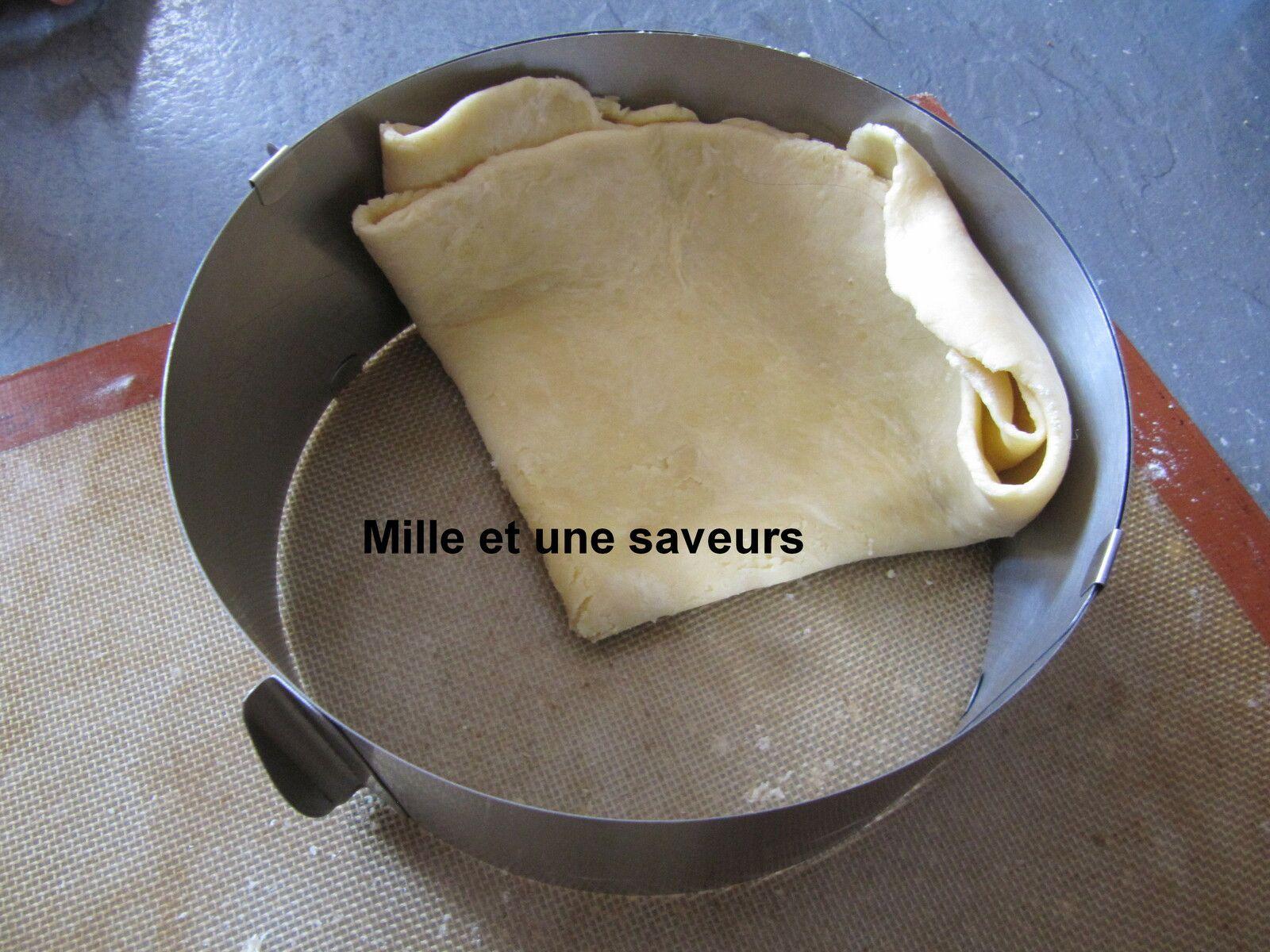 Flan pâtissier comme à la boulangerie
