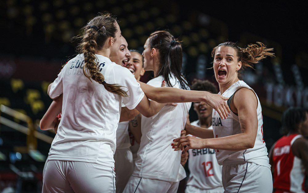 Jeux Olympiques : la Serbie s'est fait peur face au Canada, Ana Dabovic décisive !