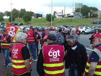 Vendredi 03 juillet Rassemblement devant la Foir'Fouille à Dieppe !