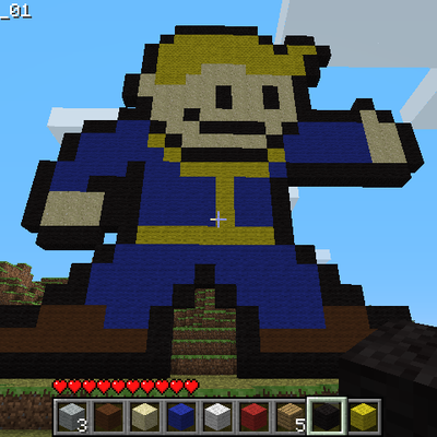 Petit hommage a Fallout