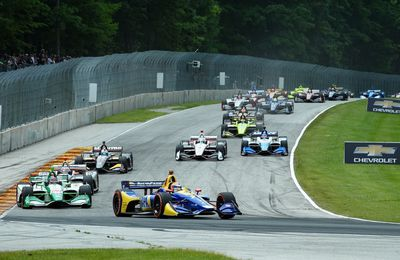 Les Courses d'Indycar REV Group – Road America 1 et 2 ce week-end sur Canal Plus Décalé !
