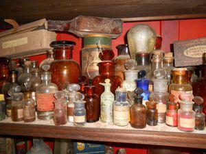 Débarras d'une ancienne pharmacie région de Chateauroux