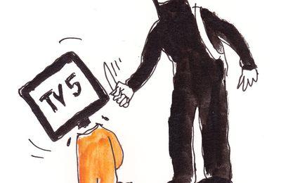TV5 Monde piratée