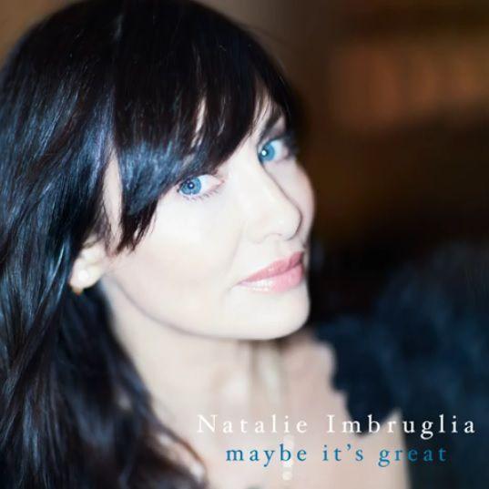 Natalie Imbruglia enchaîne avec « Maybe It's Great » !