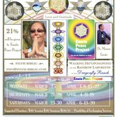 5 Tibetans Rites in Communion with Dolphins and Whales & Peace Emoto Project - Communications Sylvie Bibeau