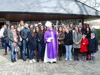 Jour de l'Appel - Eglise Ste Bernadette - Pau