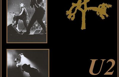 U2 -Joshua Tree Tour -20/12/1987 -Tempe USA- Sun Devil Stadium #2