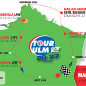 Le Tour ULM 2018 sera riche en couleurs !