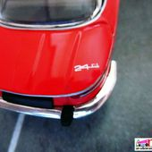 PANHARD 24 CT 1964 SOLIDO 1/43. - car-collector.net: collection voitures miniatures
