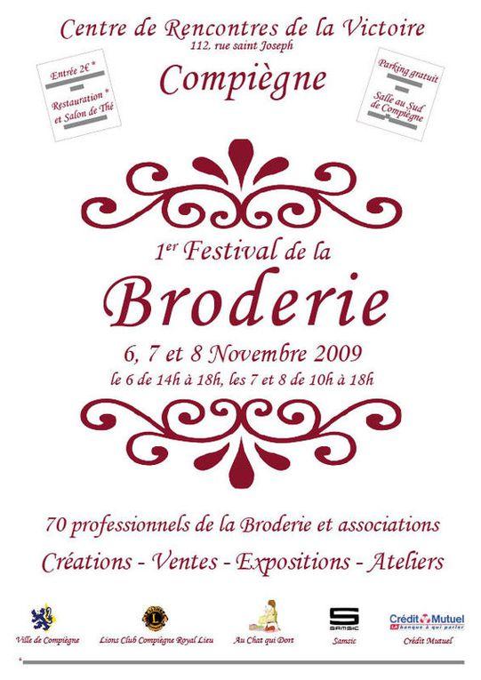 2009 - Festival Broderie