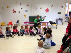 Centre Curie maternelle - Groupe 2 + 3 Sortie Taho Lina - 27 juillet