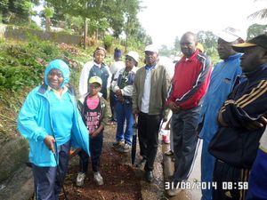 Commune de Nkongsamba 3ème : campagne d'hyhiène et de salibrité lancée au quartier Ekol - Mbeng