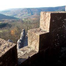 Escapade au Hohengeroldseck, en Forêt-Noire