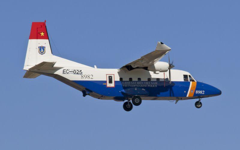Le Vietnam perd un avion de patrouille maritime C-212 qui recherchait deux pilotes éjectés