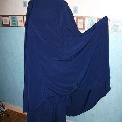 ensemble jilbeb émirati bleu
