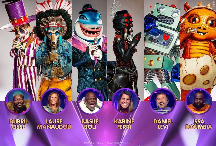 Notre enquête sur le casting de Mask Singer saison 2 ! (Diaporama) #MaskSinger