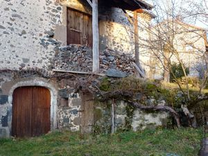 Quelques maisons du hameau