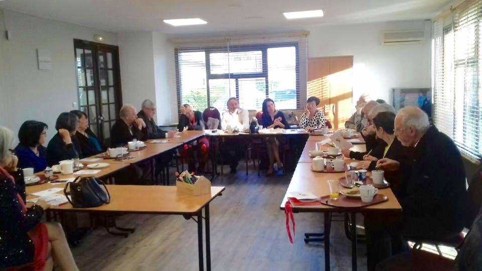 Entre séances plénières et ateliers participatifs, des échanges fructueux.