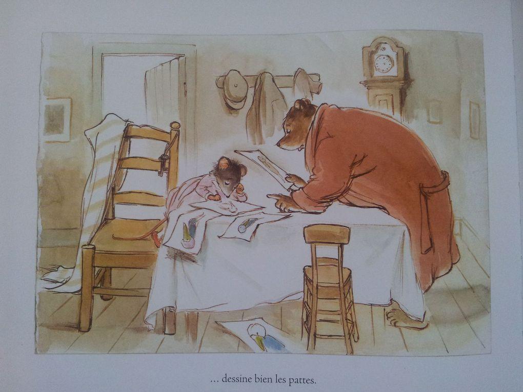 Ernest et Célestine ont perdu Siméon. Gabrielle VINCENT. (Dès 3 ans)