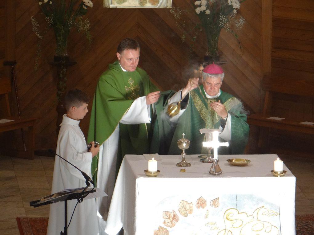 Messe d'Installation de Mr l'abbé Benoît Martel