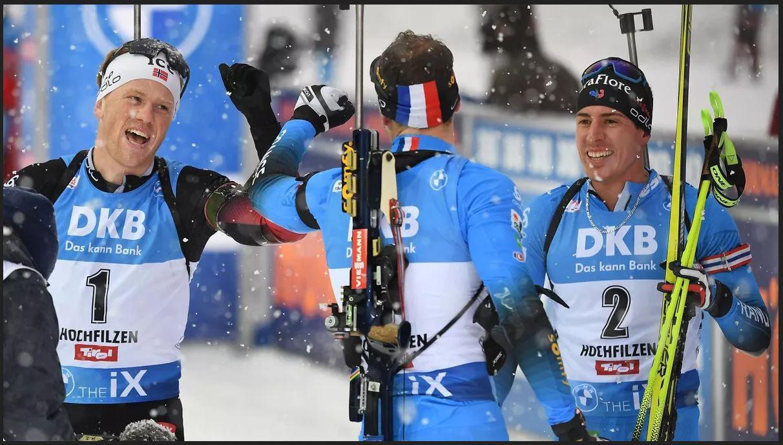 La 4ème Etape de la coupe du monde de Biathlon en direct ce dimanche sur la chaine l'Equipe et Eurosport !