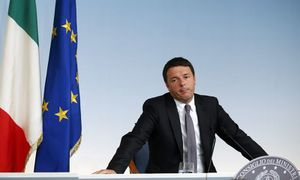 Reuters - Italy rescues more than 3,500 migrants, Renzi asks for help