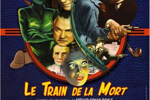 SHERLOCK HOLMES : LE TRAIN DE LA MORT (Terror by night)