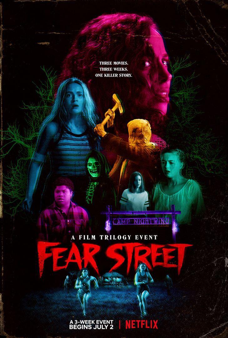Critique Ciné : Fear Street Part 1: 1994 (2021, Netflix)
