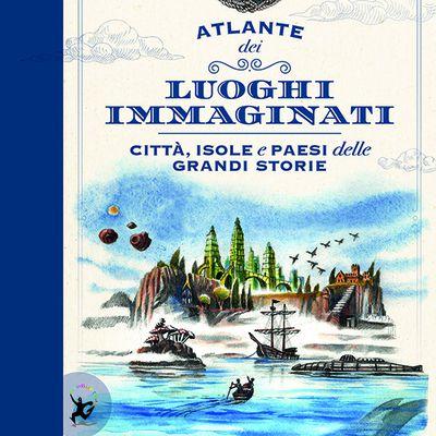ATLAS DES  LIEUX IMAGINéS par A. ROVEDA et M.PACI.