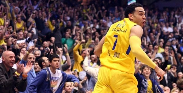 David Blu is back with Maccabi Tel Aviv
