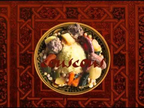 La nourriture: vidéo sur le couscous