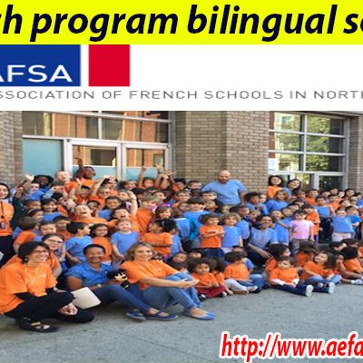 Learn French immersion in North America and get to learn bilingual education