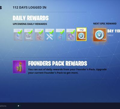 FORTNITE FREE V BUCKS HACK 2019