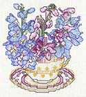 Tutoriel Broderie - Fleur de juillet - Passionnément Créative